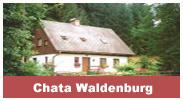 Rekreační domek a chata Waldenburg